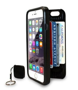 coque portefeuille pour iPhone New Wallet