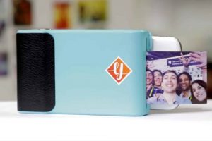 Prynt - polaroid pour iPhone et Samsung Galaxy