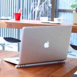 support pour portable barre de refroidissement pour mac et pc