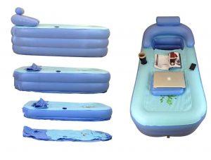 baignoire gonflable pour adulte portable