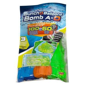 emballage bomb ao bunch o balloons splash toys