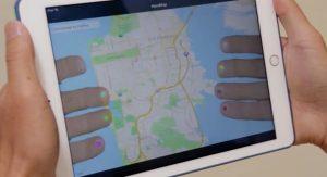 handycase dalle tactile, coque pour iPad Air et autres