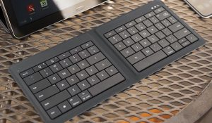 mini clavier bluetooth pliable microst universal foldable keyboard