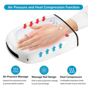 appareil de massage des mains réflexologie Breo iPalm520S