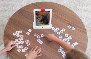 jeu interactif osmo pour iPad