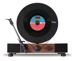 lecteur de disque vinyle vertical gramovox platine tourne-disques