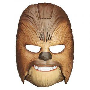 masque chewbacca Star Wars faisant un cri de chewbacca plus vrai que nature Candace Payne