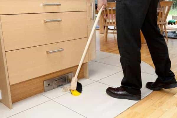 aspirateur de cuisine sweepovac astuce nettoyage