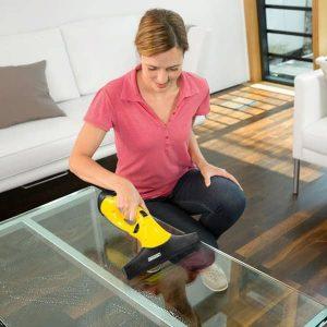 aspirateur laveur Karcher WV2 Plus appareil pour nettoyer les vitres