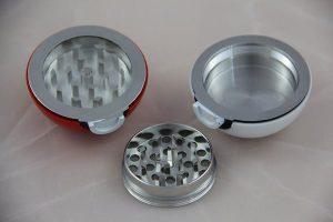3 pièces du grinder pokeball