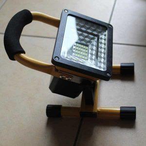 projecteur portable grandbeing orientation facile