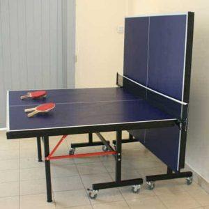 faire du ping pong tout seul