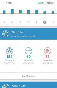 appli Spire iOS et Android