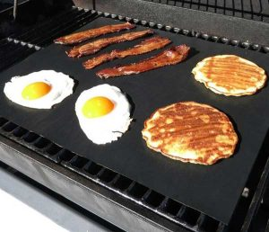 oeuf cuisant au barbecue
